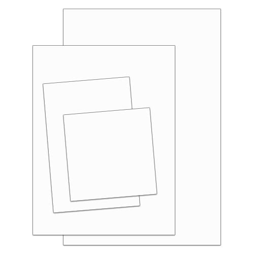 .080 Painted Aluminum Sign Blanks – Square Corners