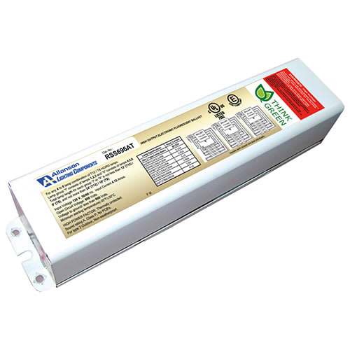 Allanson Magnetic Sign Ballast Replacement