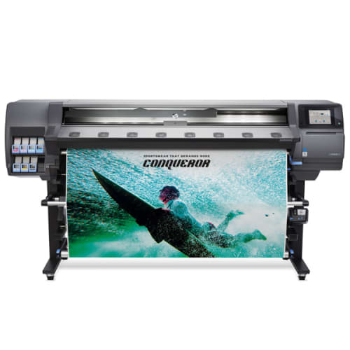 """HP Latex 365 Large Format Color Printer - 64"""", with Double-Sided Printing (V8L39A)"""