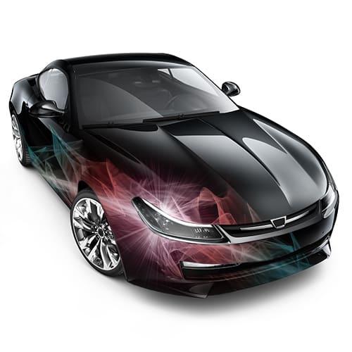 GF Concept 231 AutoMark Overlaminate