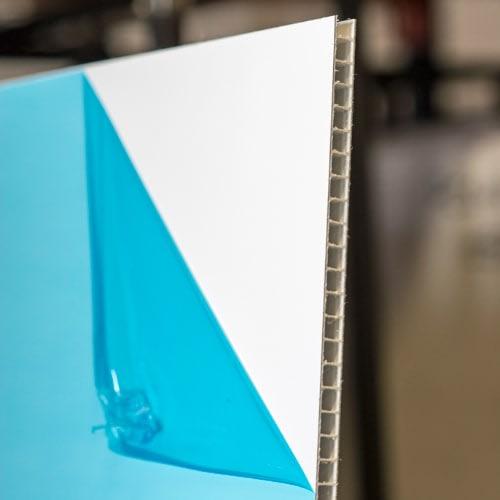 AlumaCorr Corrugated Aluminum Composite Sheets