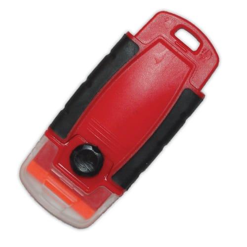 Big Red Scraper