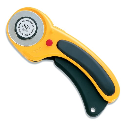 OLFA Deluxe Ergonomic Rotary Cutter