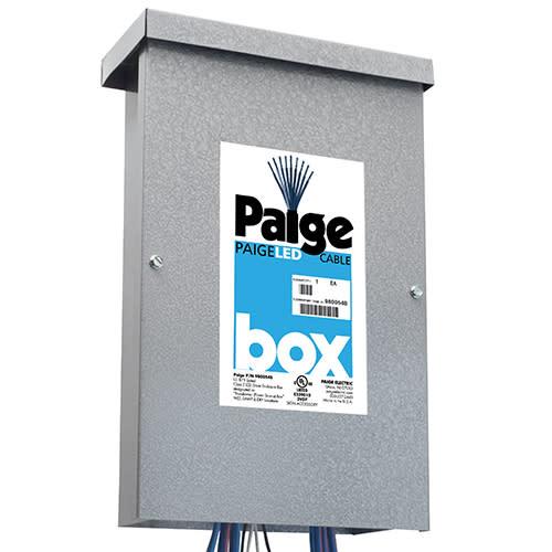 Paige LED Wet & Dry Power Supply Box
