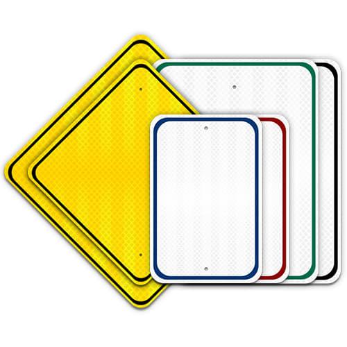 .080 Reflective Blanks AEG – Borders