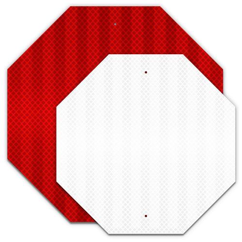 .080 Reflective Blanks AEG – Octagon