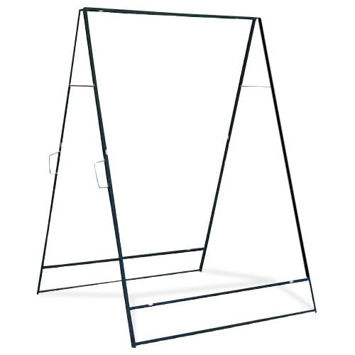 Large Sidewalk Folding Frame