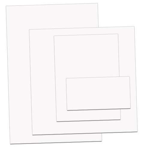 MAXMETAL™ Blanks – Square Corners