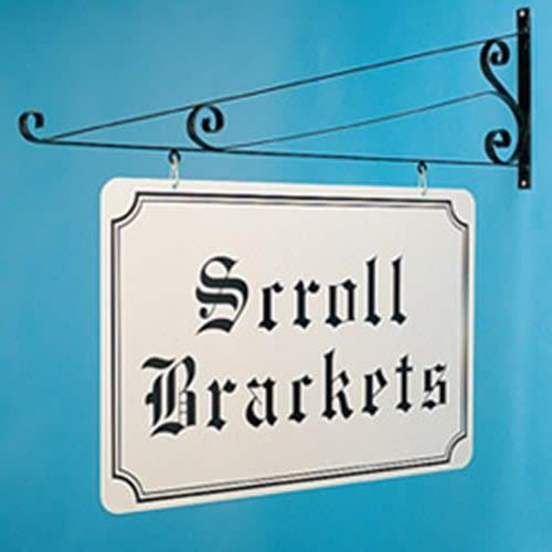 Scroll Brackets