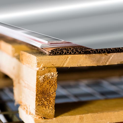 Aluminum Panels - MILL Finish
