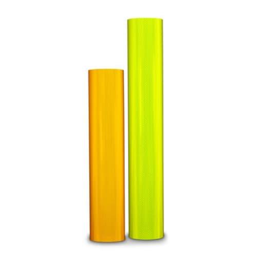 3M™ DG VIP Fluorescent Reflective Sheeting Series 3980