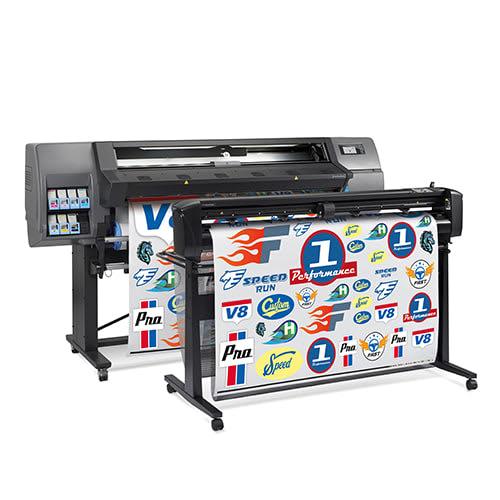 "HP Latex 315 Large Format Color Printer - 54"", True Print & Cut Solution (1LH38A)"