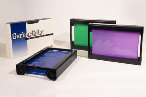 GerberColor™ Transparent Foils