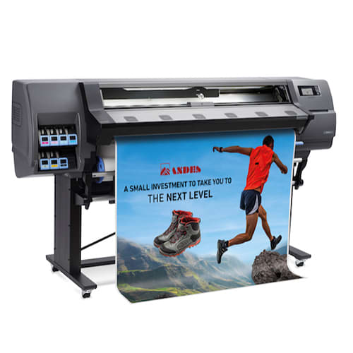 """HP Latex 115 Large Format Color Printer - 54"""", with RIP In-Box (1QE01A)"""