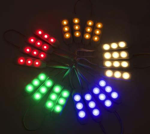 G2G WoW Color LEDs