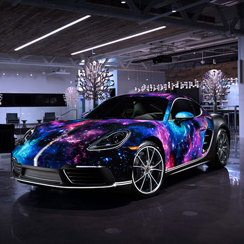 3M™ 780mC-10R Reflective Scotchlite™ Print Wrap Vinyl Film