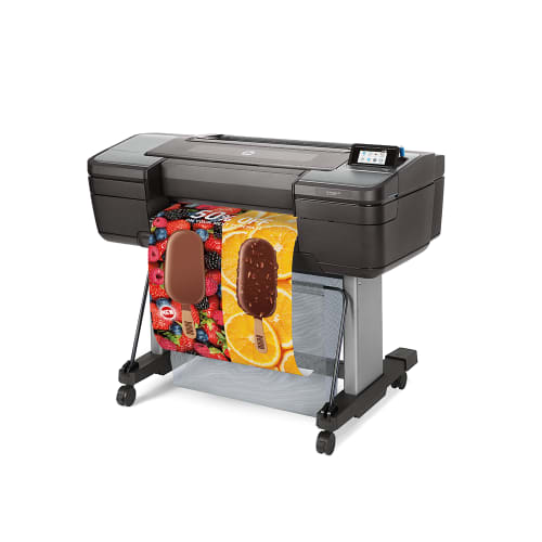 "HP DesignJet Z6 24"" PostScript® Printer, with Advanced Security Features (T8W15A)"