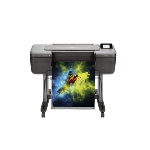 "HP DesignJet Z9+ Large Format PostScript® Photo Printer - 24"", with Spectrophotometer (W3Z71A)"