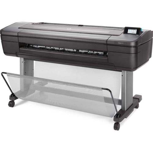 """HP DesignJet Z6dr Large Format Dual-Roll PostScript® Graphics Printer - 44"""", with Vertical Trimmer (T8W18A)"""
