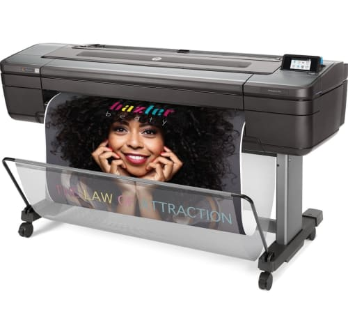 "HP DesignJet Z9+dr Large Format Dual-Roll PostScript® Photo Printer - 44"", with Vertical Trimmer (X9D24A)"