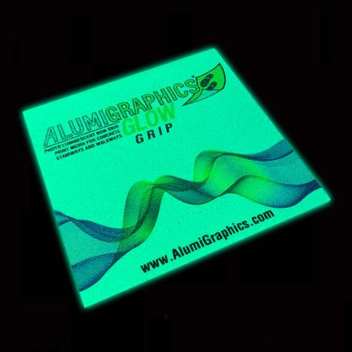 AlumiGraphics Glow Grip