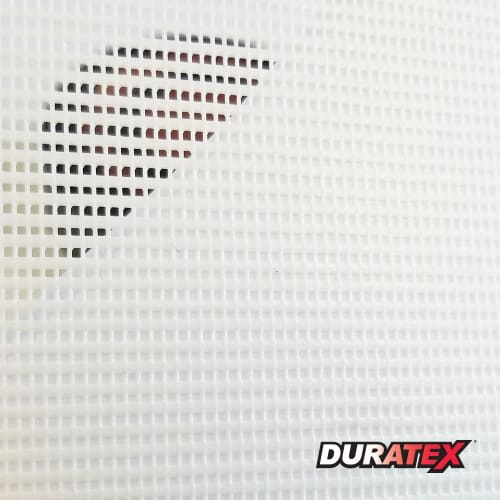 Duratex 8oz Mesh Banner with Liner