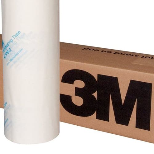 3M™ SCPS-102 Clear Prespacing Tape