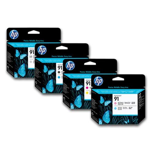 HP 91 DesignJet Printheads