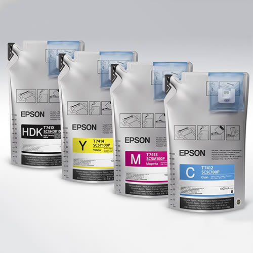 Epson UltraChrome DS Inks - F6370/F9470 Compatible