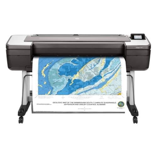 "HP DesignJet T1700 44"" Dual Roll PostScript Printer"