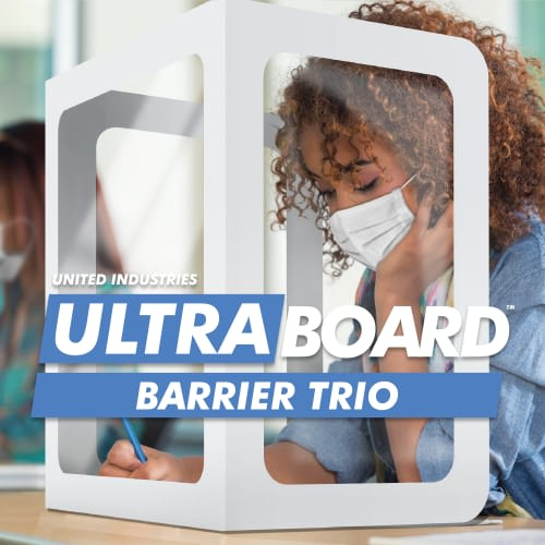 UltraBoard Barrier Micro Trio
