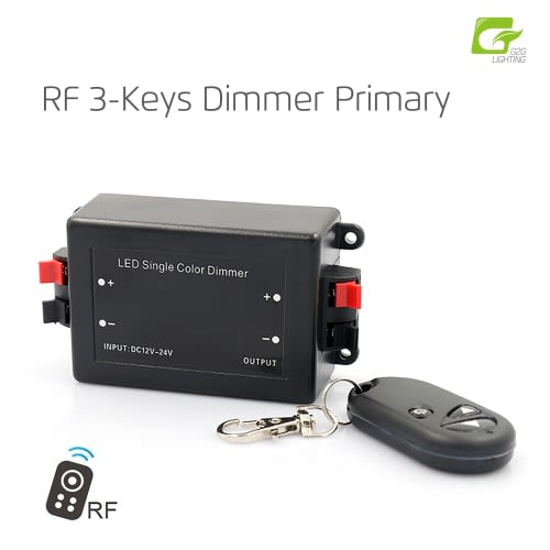 G2G RF-3 Keys Primary Dimmer with Remote Control