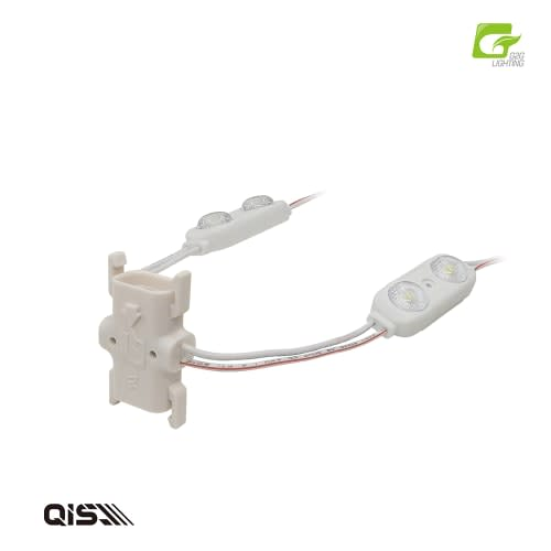 G2G WOW II Channel Letter LEDs with QIS