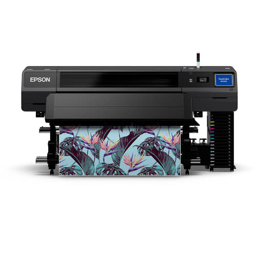 "Epson SureColor R5070L 64"" Roll-to-Roll Resin Signage Printer"