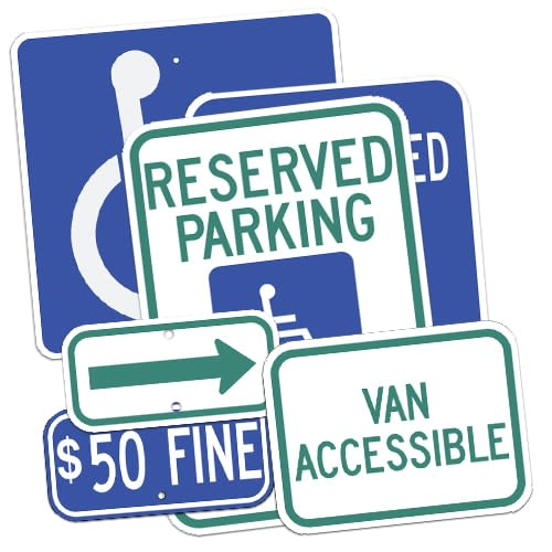 Handicap Accessibility Signs