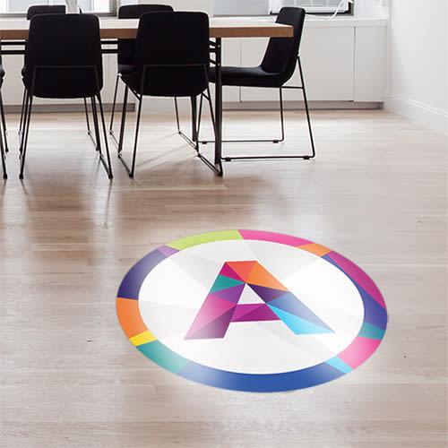 Floor Graphics, Films and Decals