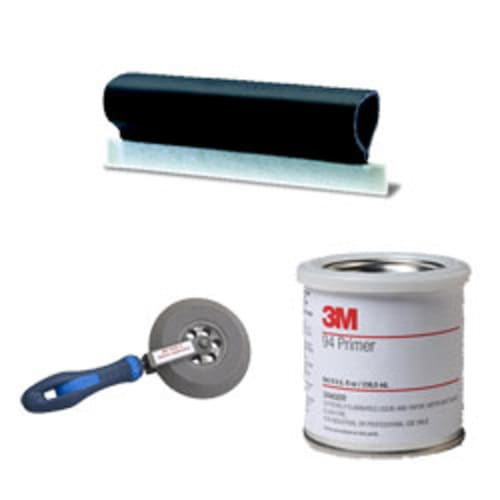Vinyl wrap tools, tapes, primers and sealers