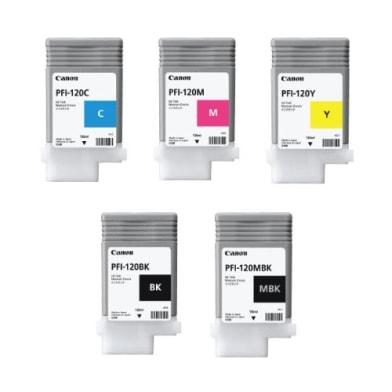 Canon PFI-120 Pigment Inks