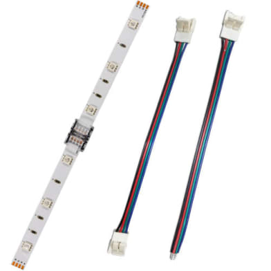 HanleyLED RGB Easy Connect Strips