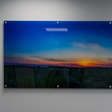 ACRYLITE® Extruded Acrylic - Digital Print