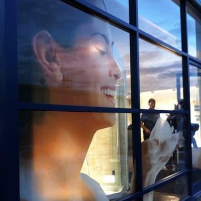 Lintec Scratch Resistant UV Window film - Permanent Adhesive