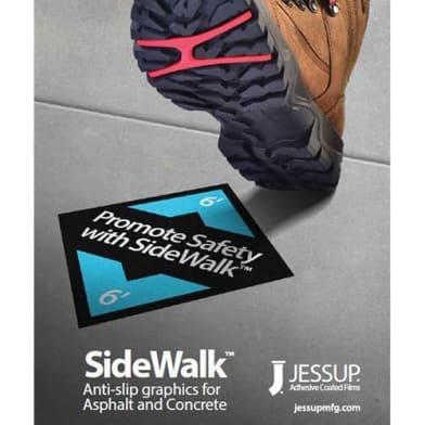 SideWalk™ Outdoor Graphics Media