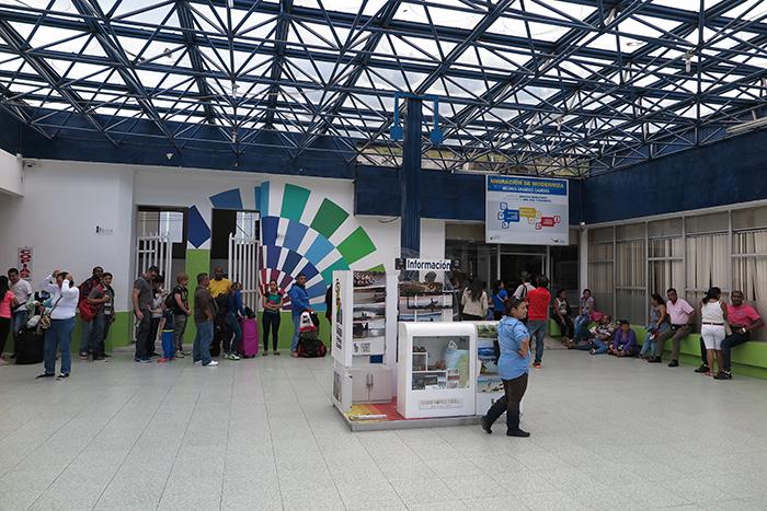 Imigração Equador