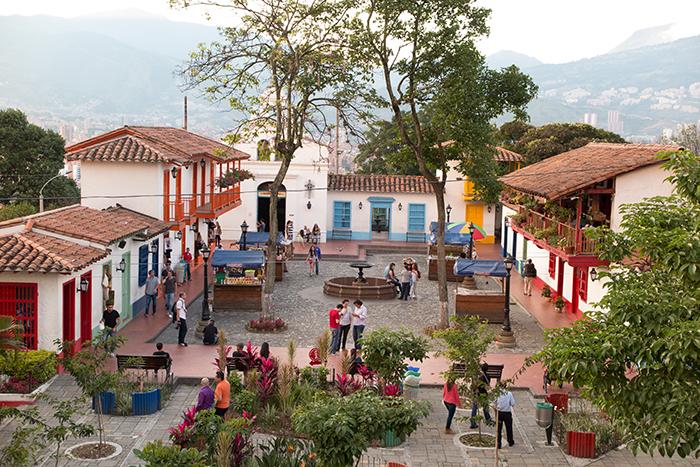 Pueblito Paisa em Medellin