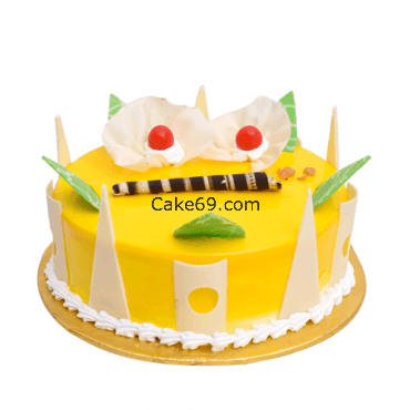 Delicious Pineapple Cake