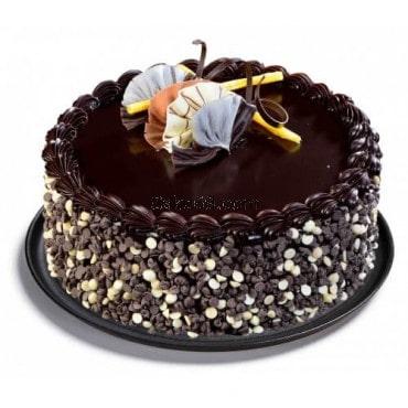 Chocolate Overloaded Cake