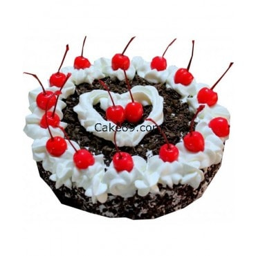 Blackforest Cake Delight