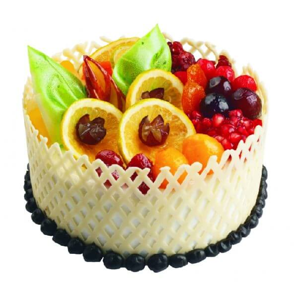 Premium Butterscotch Fruit Cake