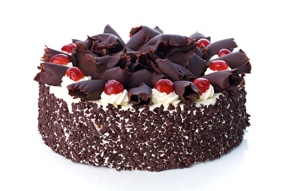 Premium Black Forest Delight Cake