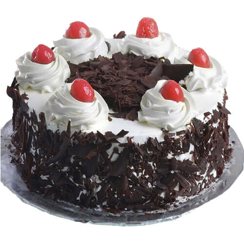Yummy Black Forest Cake